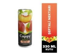 Cappy şeftali 330 ml 12'li