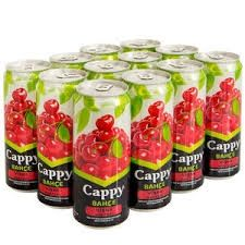 Cappy Vişne 330 ml 12'li