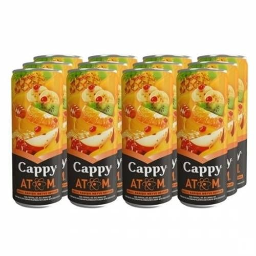 Cappy Atom 330 ml 12'li