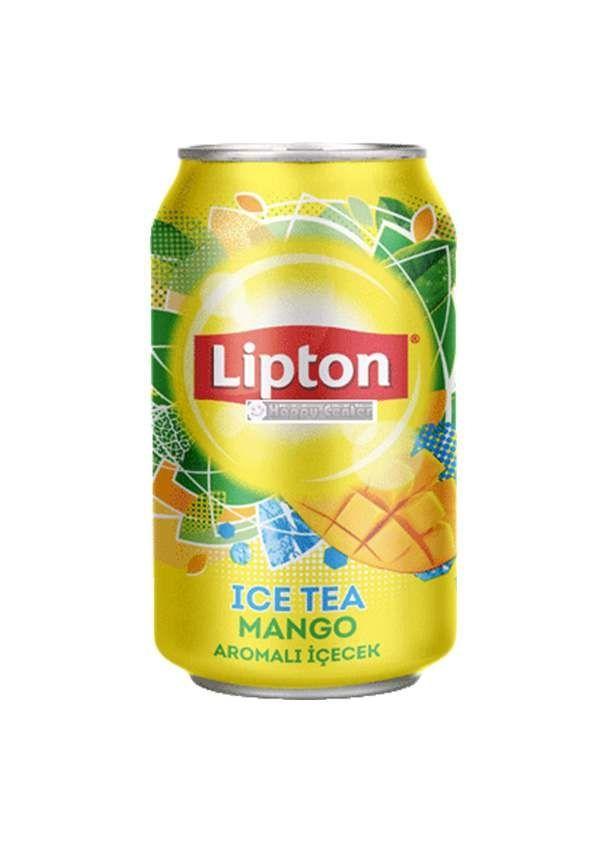 Lipton İce Tea Mango 6'lı